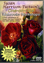 Susan Harrison-Tustain's One-on-One Watercolor Workshops  by Susan Harrison-Tustain