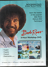 3-hour Workshop by Bob Ross
