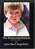 The Watercolor Portrait-Portrait of a Young Boy by Jane Paul Angelhart
