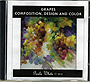 Grapes - Composition, Design and Color by Paula White