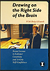 Drawing on the Right Side of the Brain - Seven Lessons by Betty Edwards